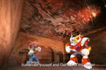 Mario Explores Uranus's Stage (MEGAMAN V)