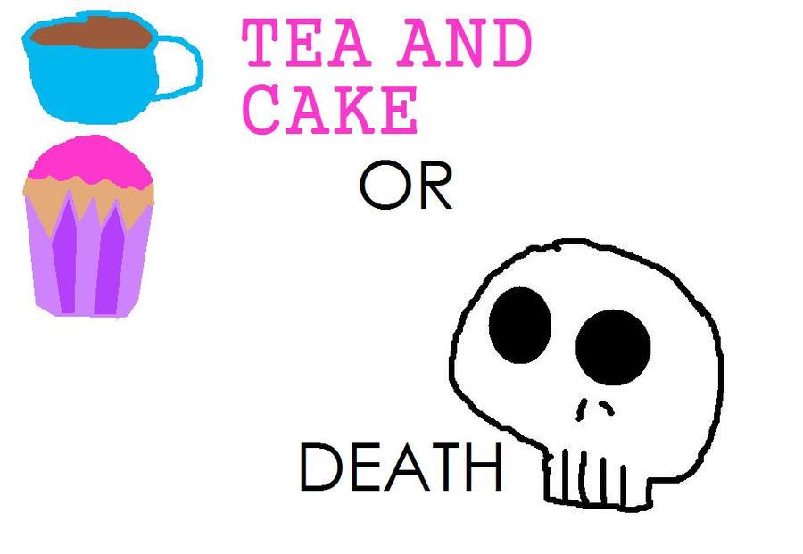 Eddie Izzard Tea And Cake Or Death