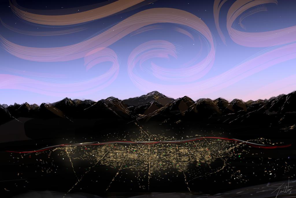 Colorado Springs by SorinCrecens