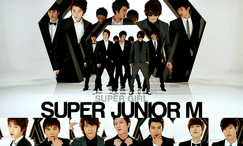 Super Junior M Banner by Hattu-Aki