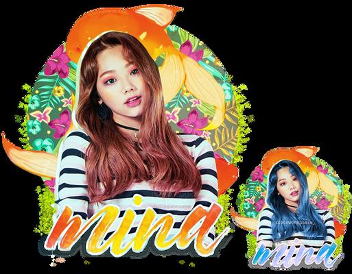 Orange Mina