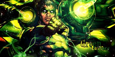 Green Lantern by Sivulka