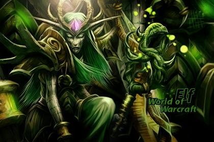 World of Warcraft by Sivulka