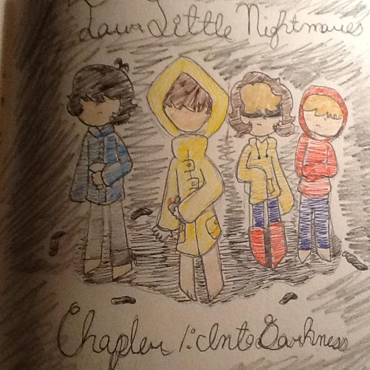 Four Little Nightmares {Cover}