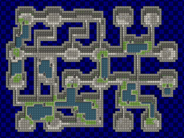 Greystone overview by dither