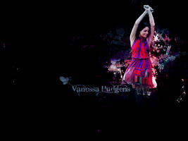 Wallpaper Hanessa Hudgens ver2