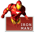 Iron Man 2 Stamp by dotgfx