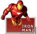 Iron Man 2 Stamp by dotgfx