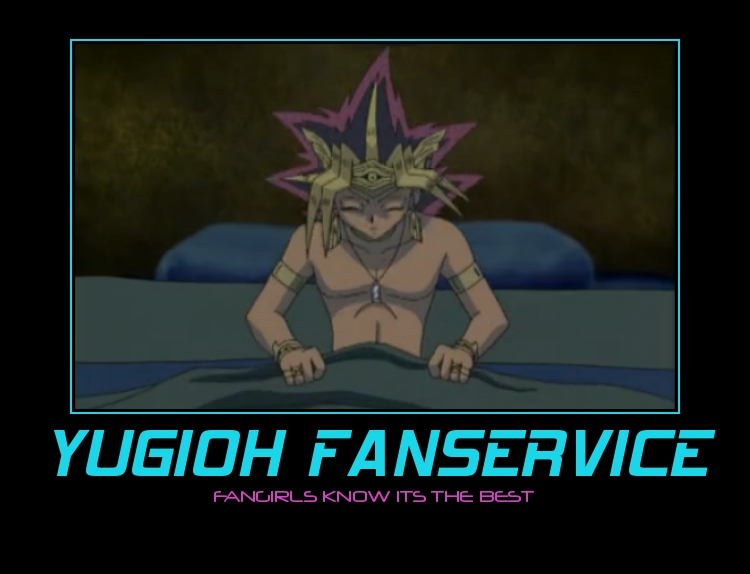 Yugioh Fanservice by CanadianGal11
