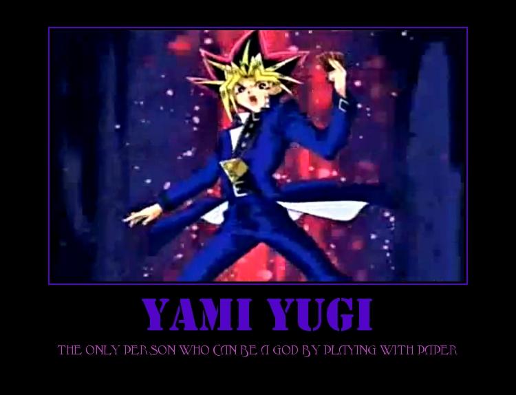 Yami Yugi by CanadianGal11
