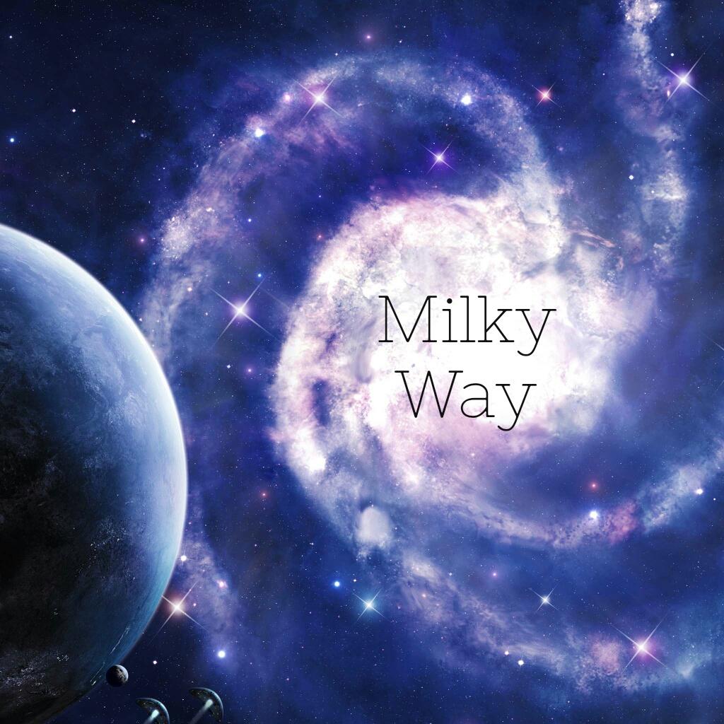 Milky Way Wallpaper: Milky Way By Shirlsgalaxies On DeviantArt