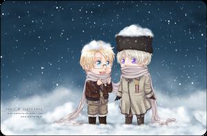 APH - Snow - by alatherna