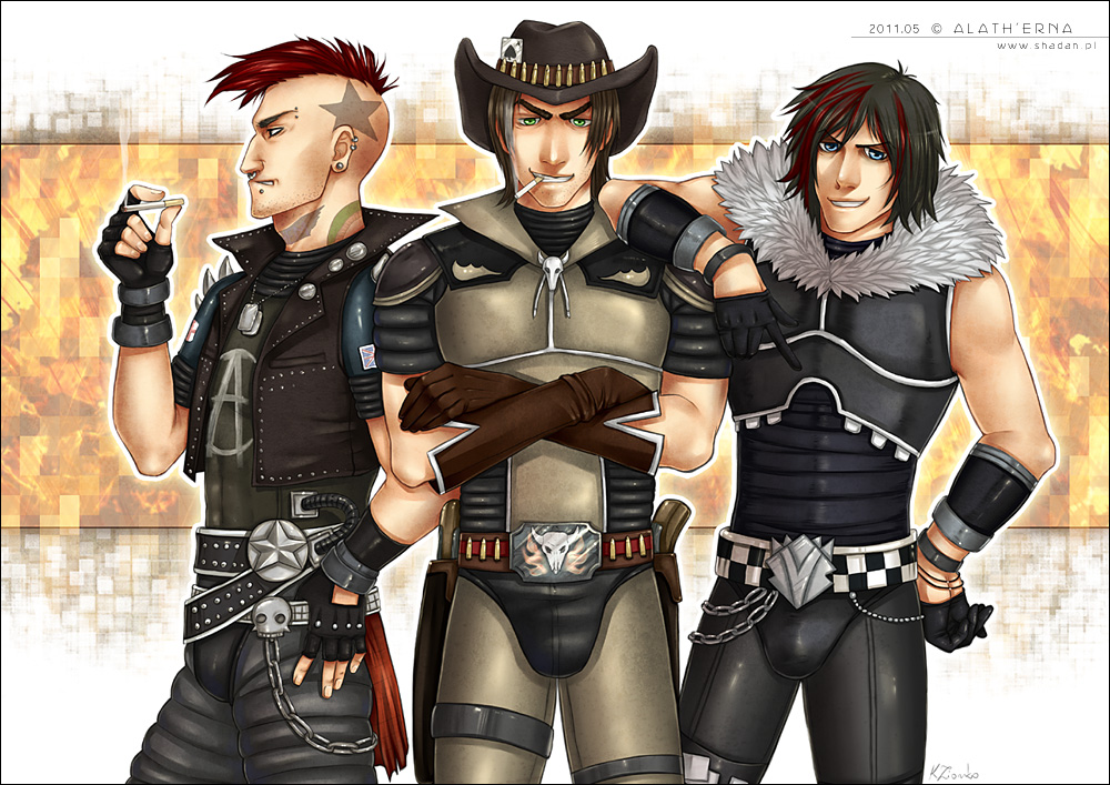 - Bounty Hunters - COM by alatherna