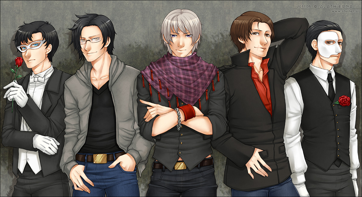 - 5 Guys - COM by alatherna