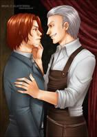 - Klein and Moreau - COM by alatherna