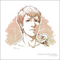 SNK - Shingeki no Portraits - Extra by alatherna
