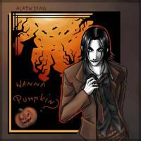 Wanna Pumpkin? by alatherna