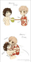 SNK - Titan Jean's Happy Adventures -