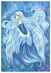 - Angelic Blue -