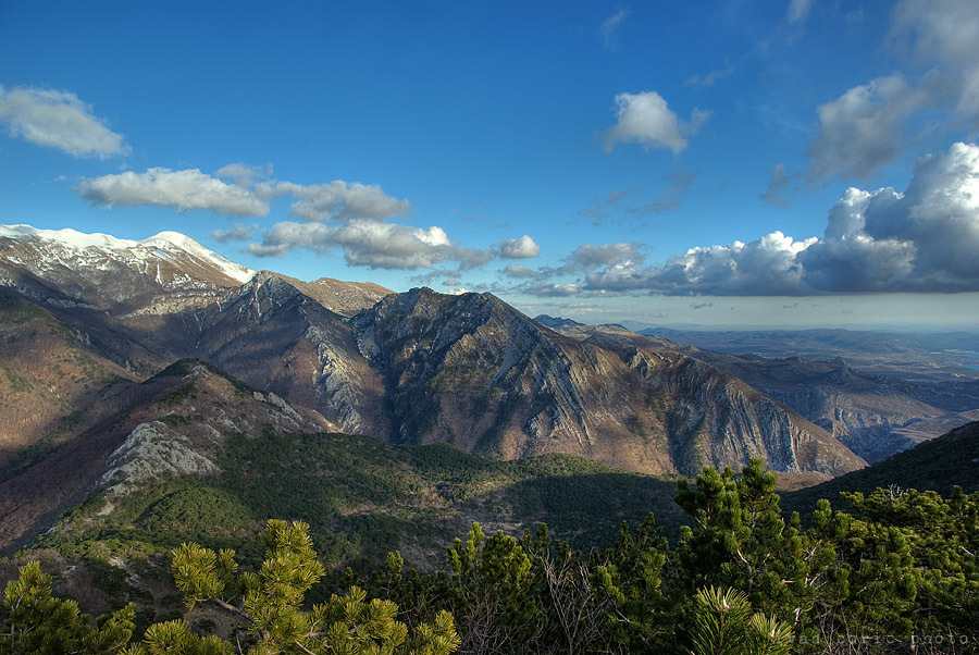 Afternoon in the mountain by ivancoric
