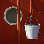 Window, barrel, bucket...