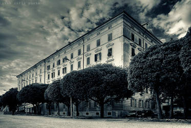 Hotel Zagreb by ivancoric