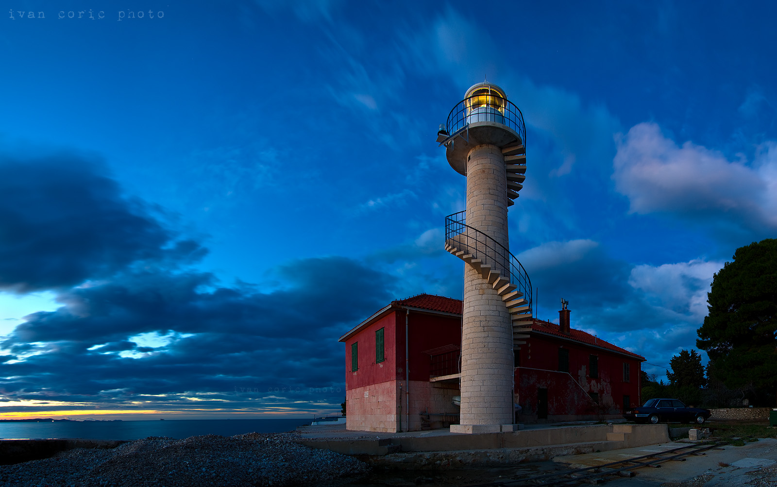 Lighthouse at Puntamika by ivancoric on DeviantArt