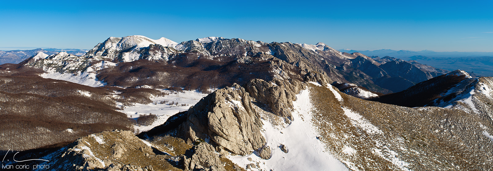 A view to the south part by ivancoric