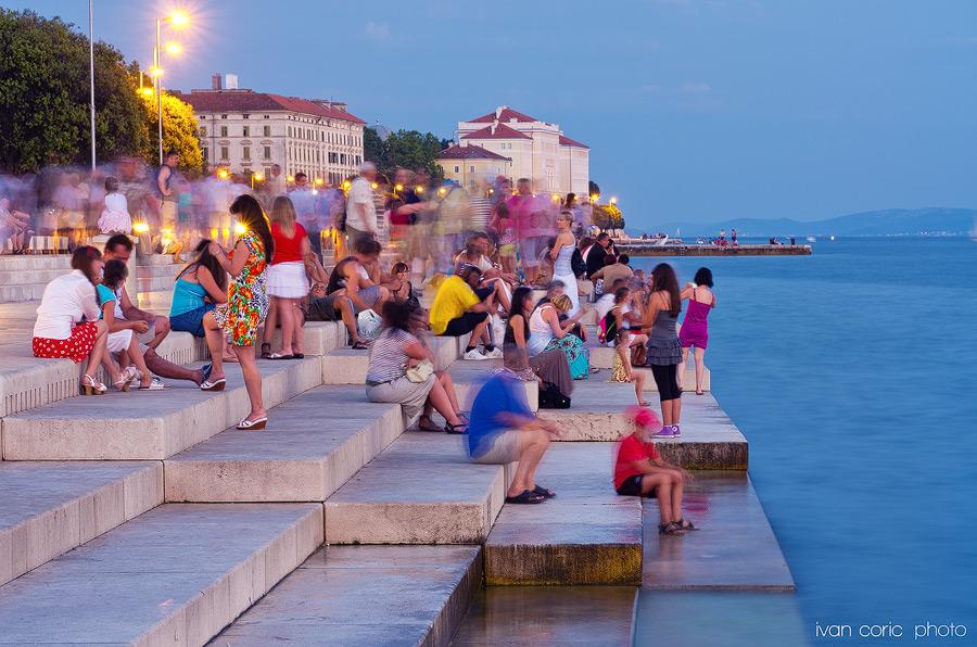 Summer in Zadar VI by ivancoric