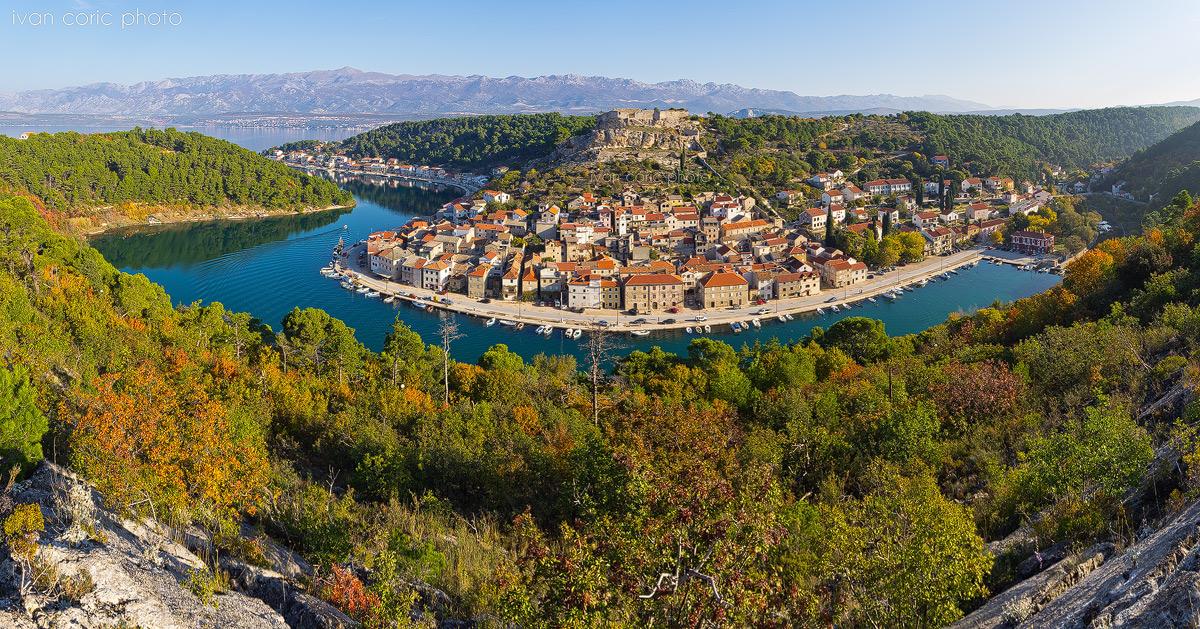 Autumn in Novigrad by ivancoric