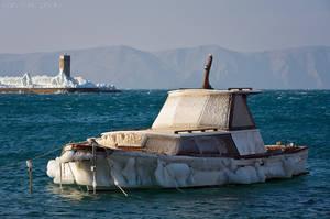 Ice and sea III by ivancoric