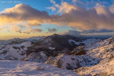 Winter scene by ivancoric
