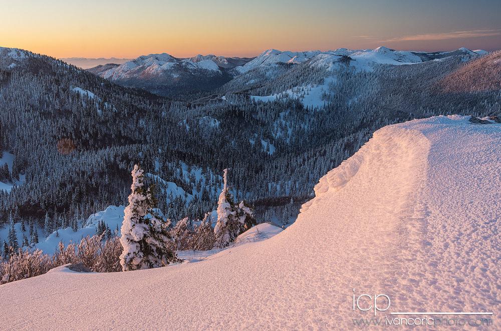 Warm snow by ivancoric