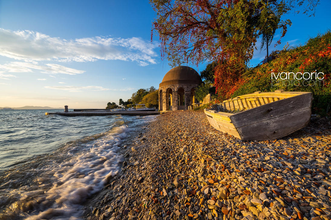 Autumn in Zadar by ivancoric