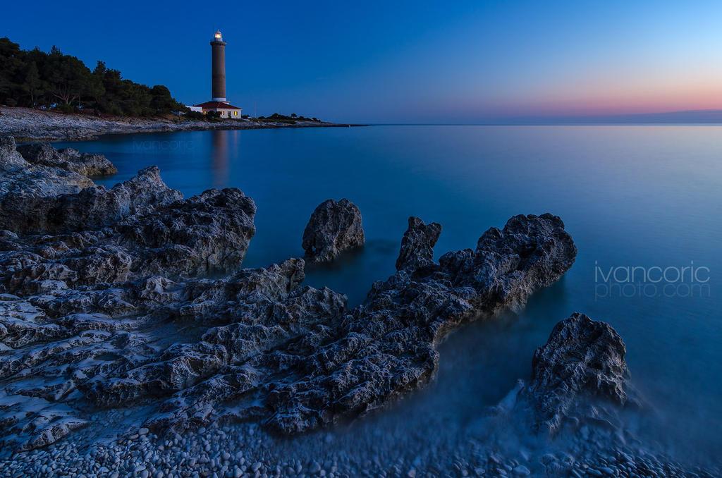 Lighthouse Veli rat by ivancoric