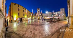 Advent time in Zadar