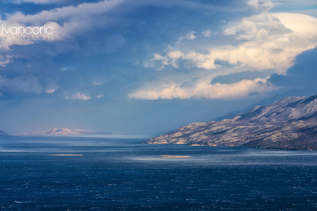 Game of wind and clouds by ivancoric