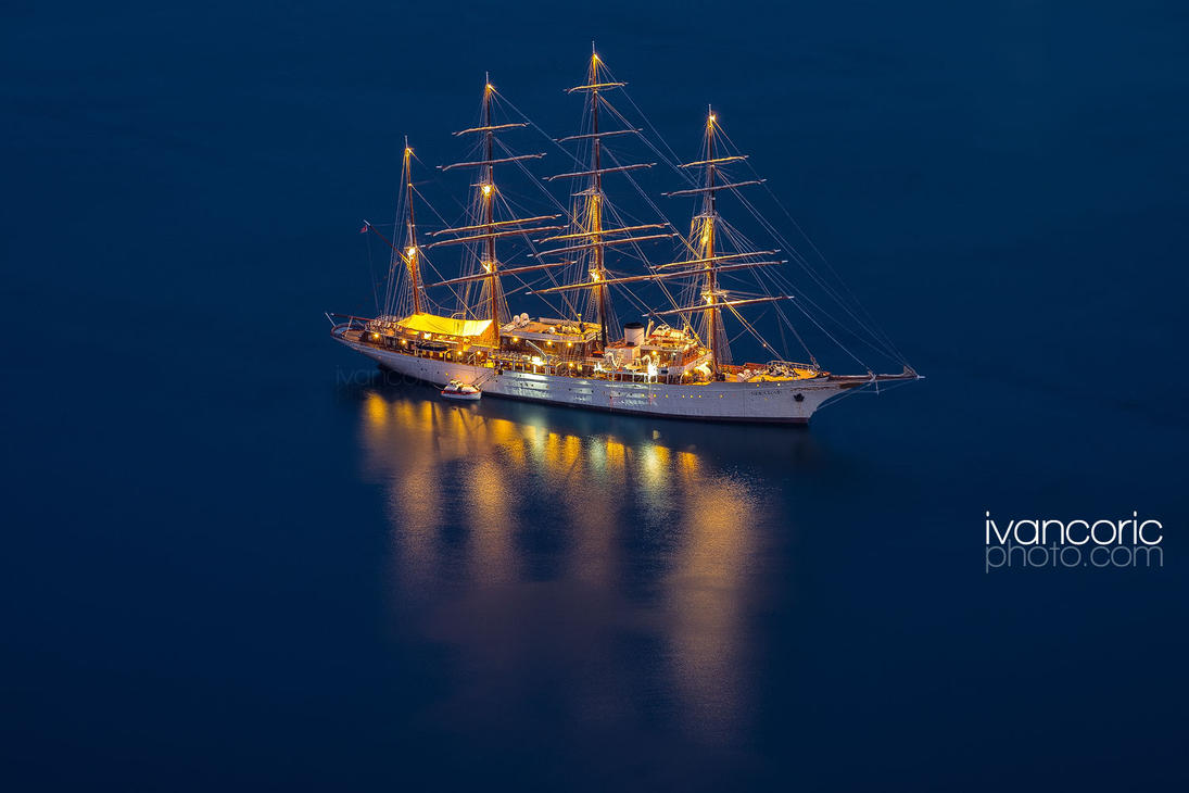 Sea Cloud by ivancoric