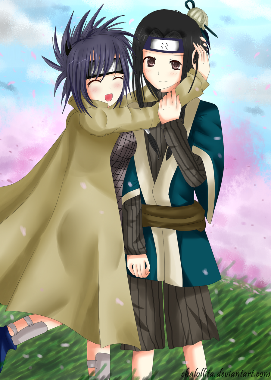 comm : Anko and Haku by chalollita