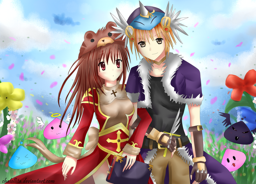 Request : RO couple by chalollita