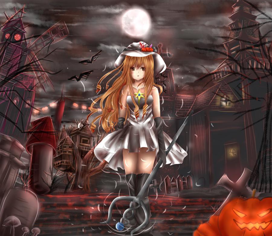 Halloween town by chalollita