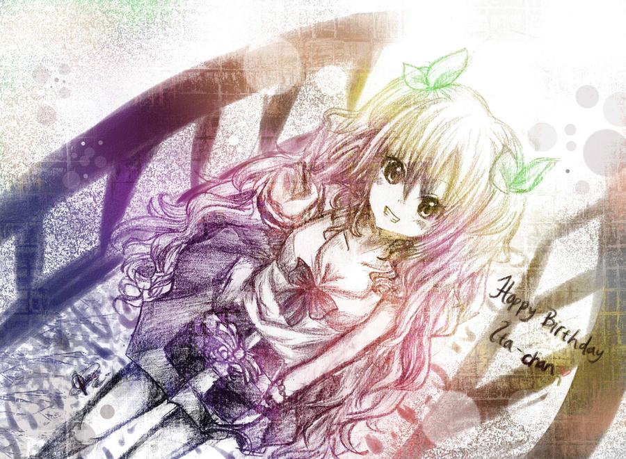 HBD Ita-chan :B by chalollita