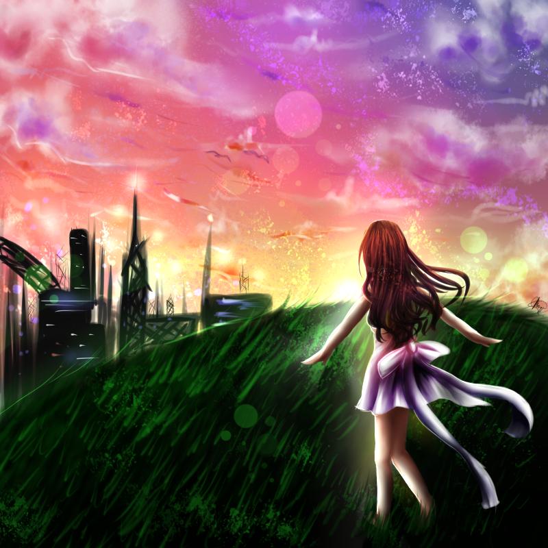 Lollita in her Dreamland by chalollita