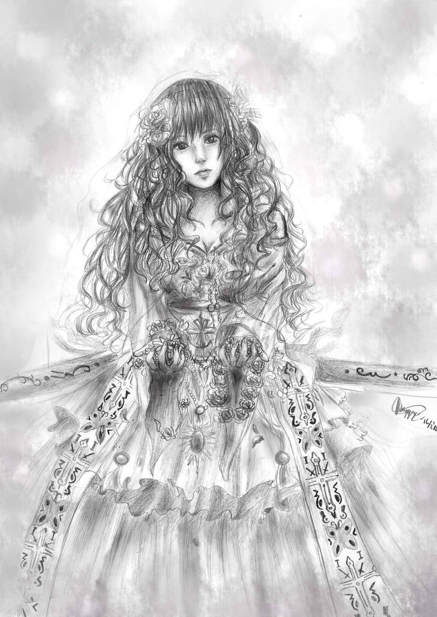 The Fragile Bride by chalollita