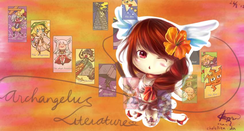 Archangelus Literature by chalollita