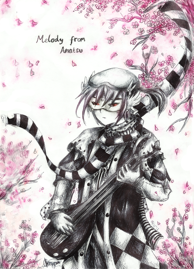 Melody from Amatsu by chalollita