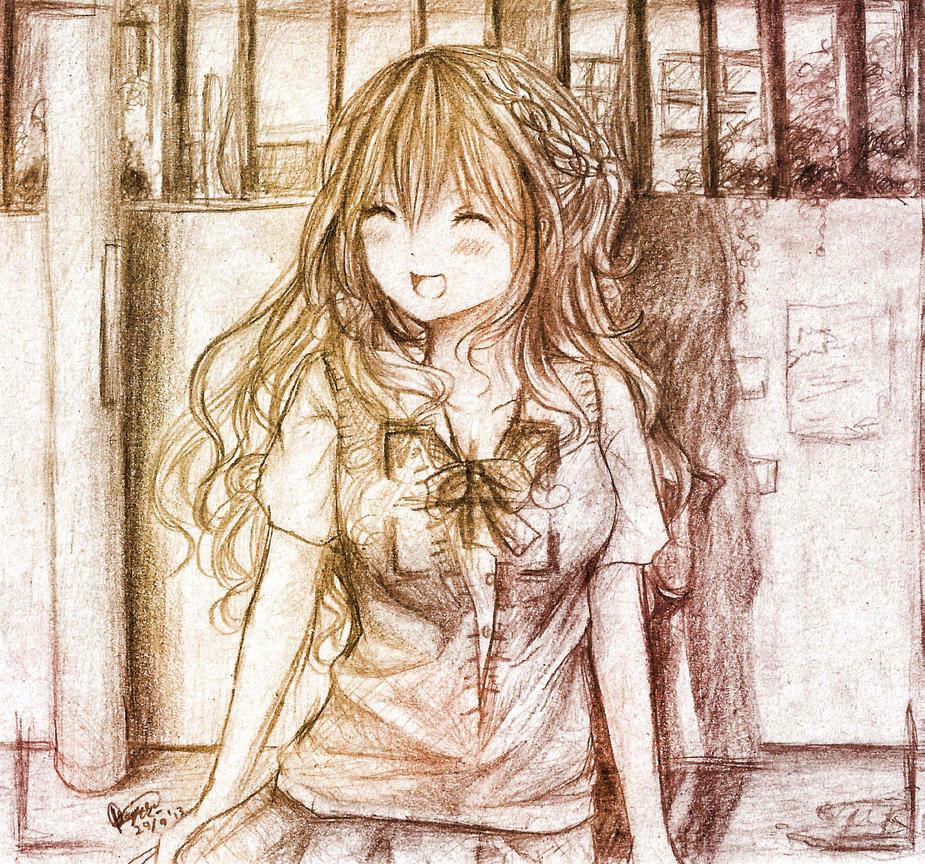 Afterschool Memories by chalollita