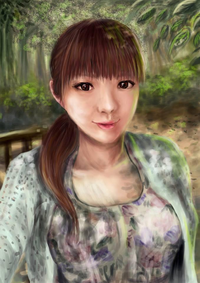 Ying Tze by chalollita