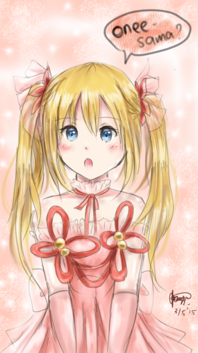 Loli Imouto doodle by chalollita