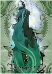 Tromperie ( Queen Chrysalis Fan Art )